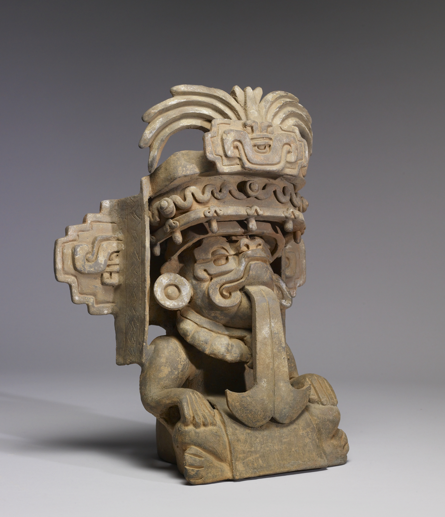 File zapotec effigy urn of cocijo walters