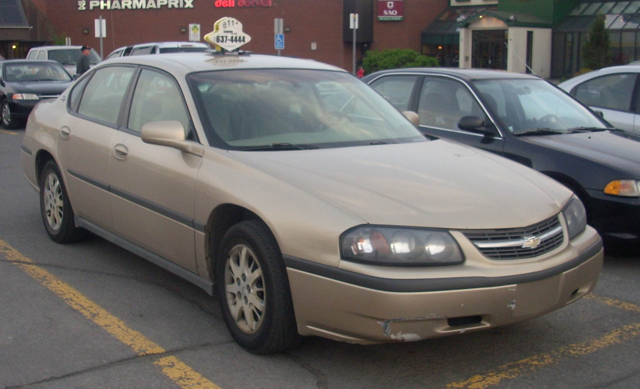 File:'03-'05 Chevrolet Impala Taxicab.JPG - Wikimedia Commons