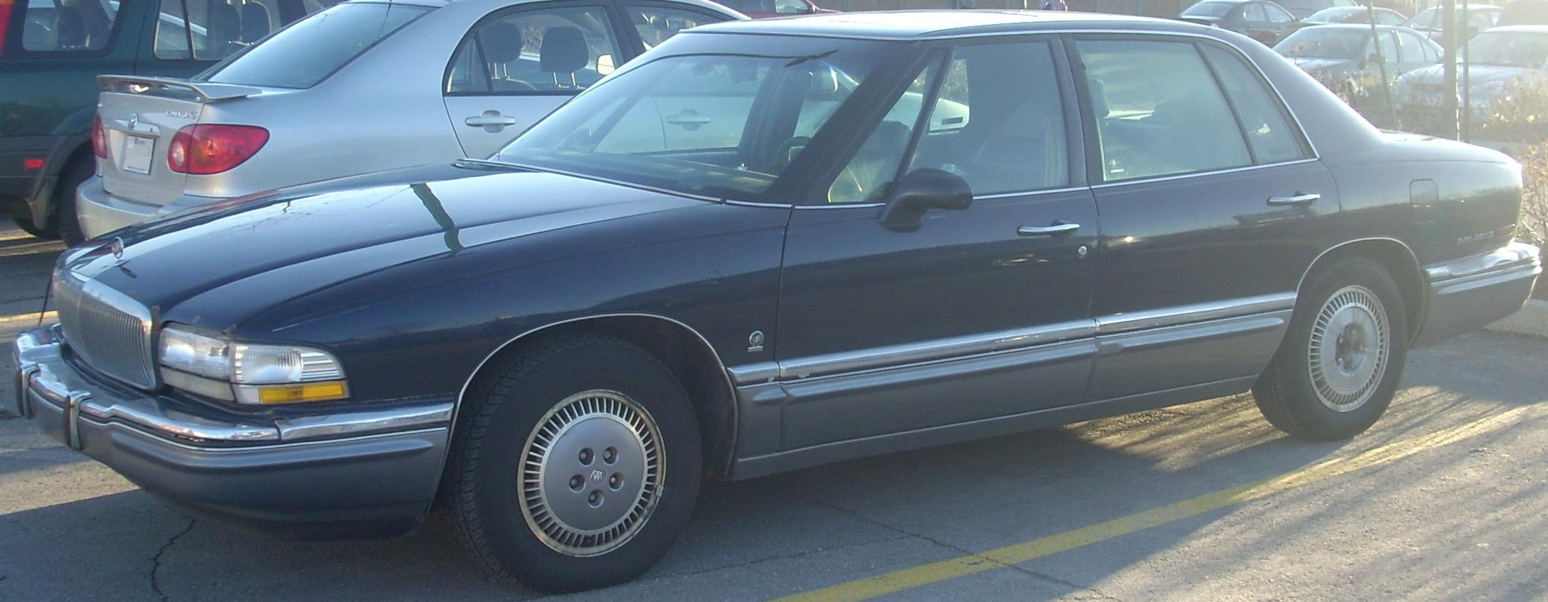 File 91 93 Buick Park Avenue Jpg Wikimedia Commons