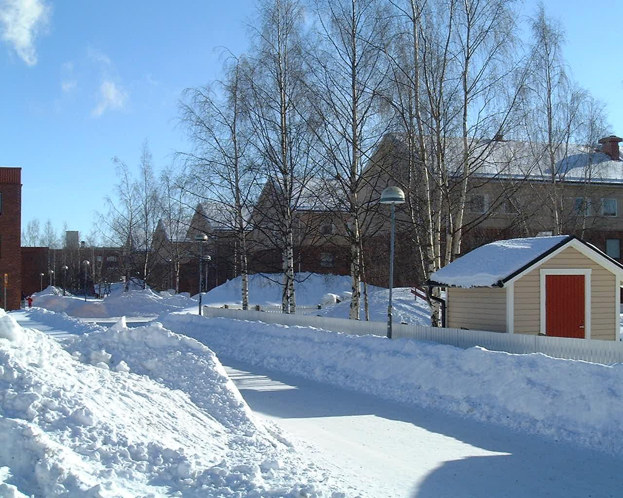 Properties for rent in Ume - lidhem, 4 rooms - Bostadsportal
