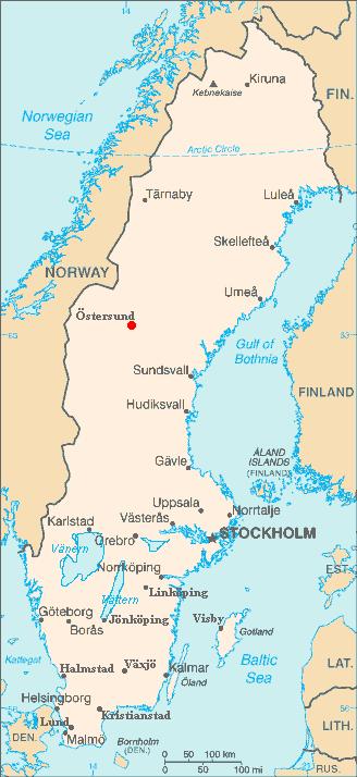 FileÖstersund In Swedenpng Wikimedia Commons - Sweden map ostersund