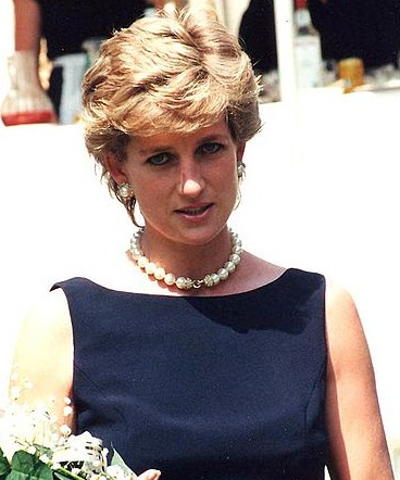 Princess Diana, Fashion Icon from the 1980s
