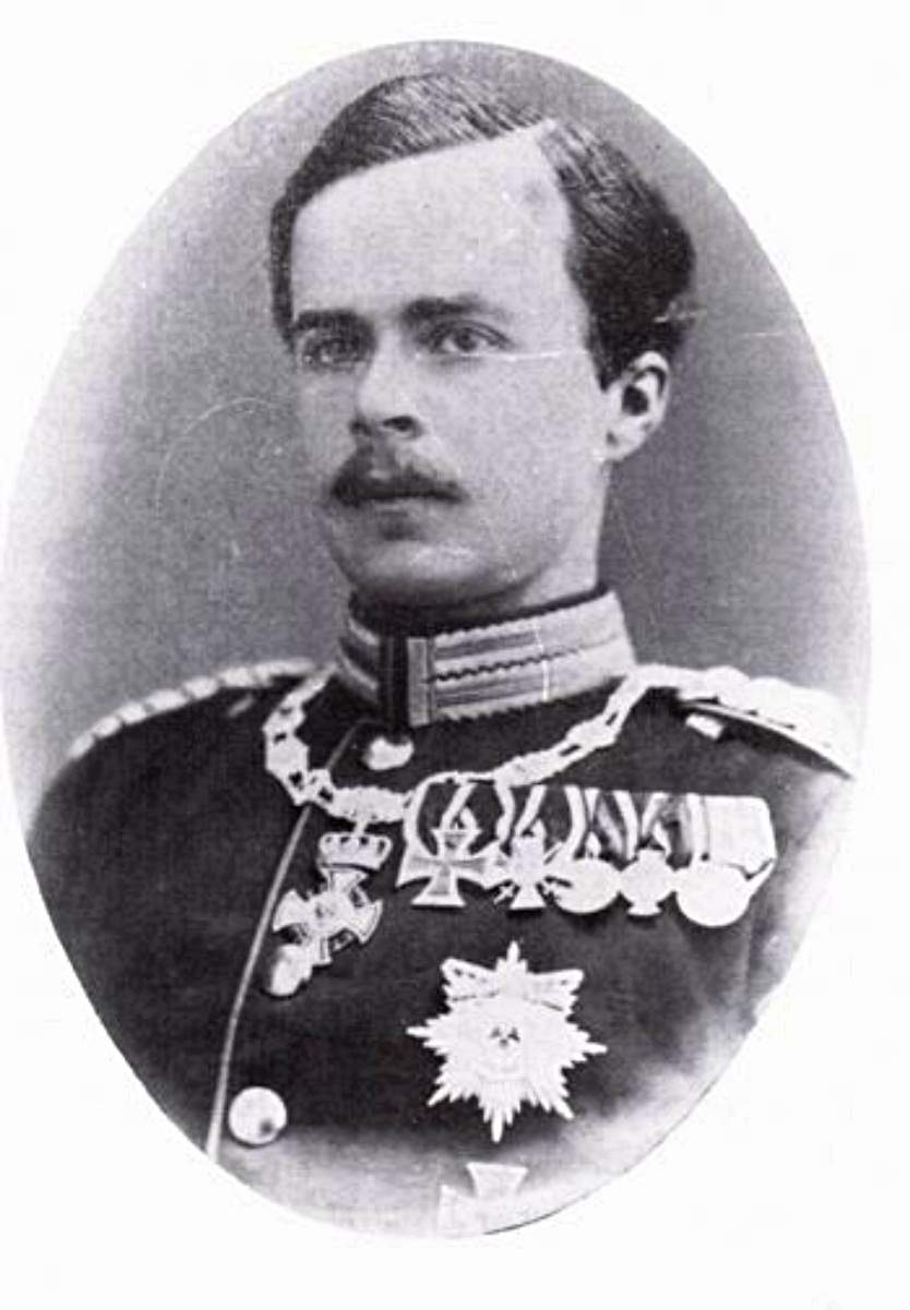 Prince William, 5th Prince of Wied