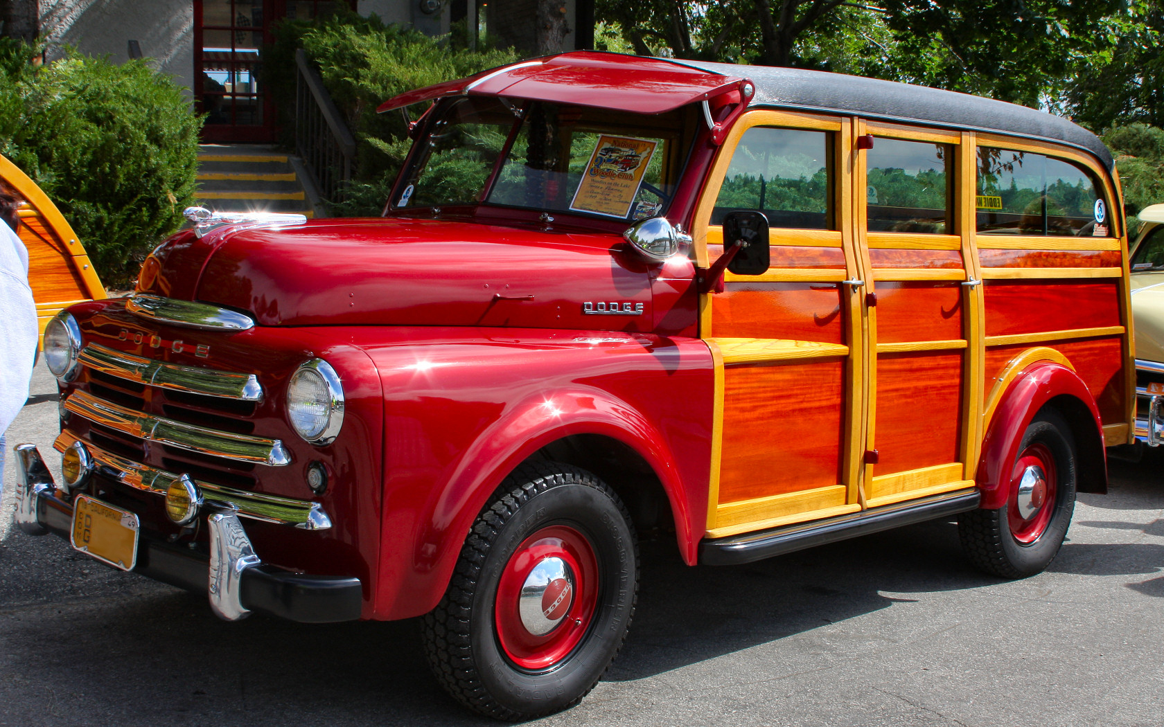 Dodge B Series Wikiwand 1949 Tow Truck