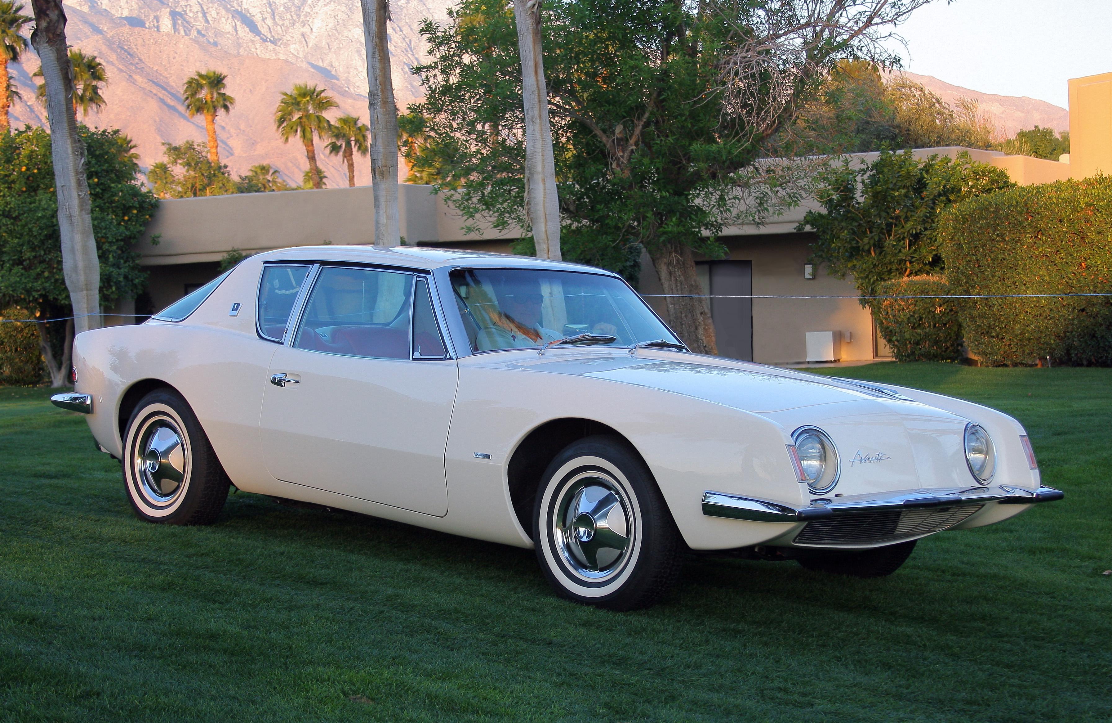 1963 Studebaker Avanti 3586x2330 Carporn