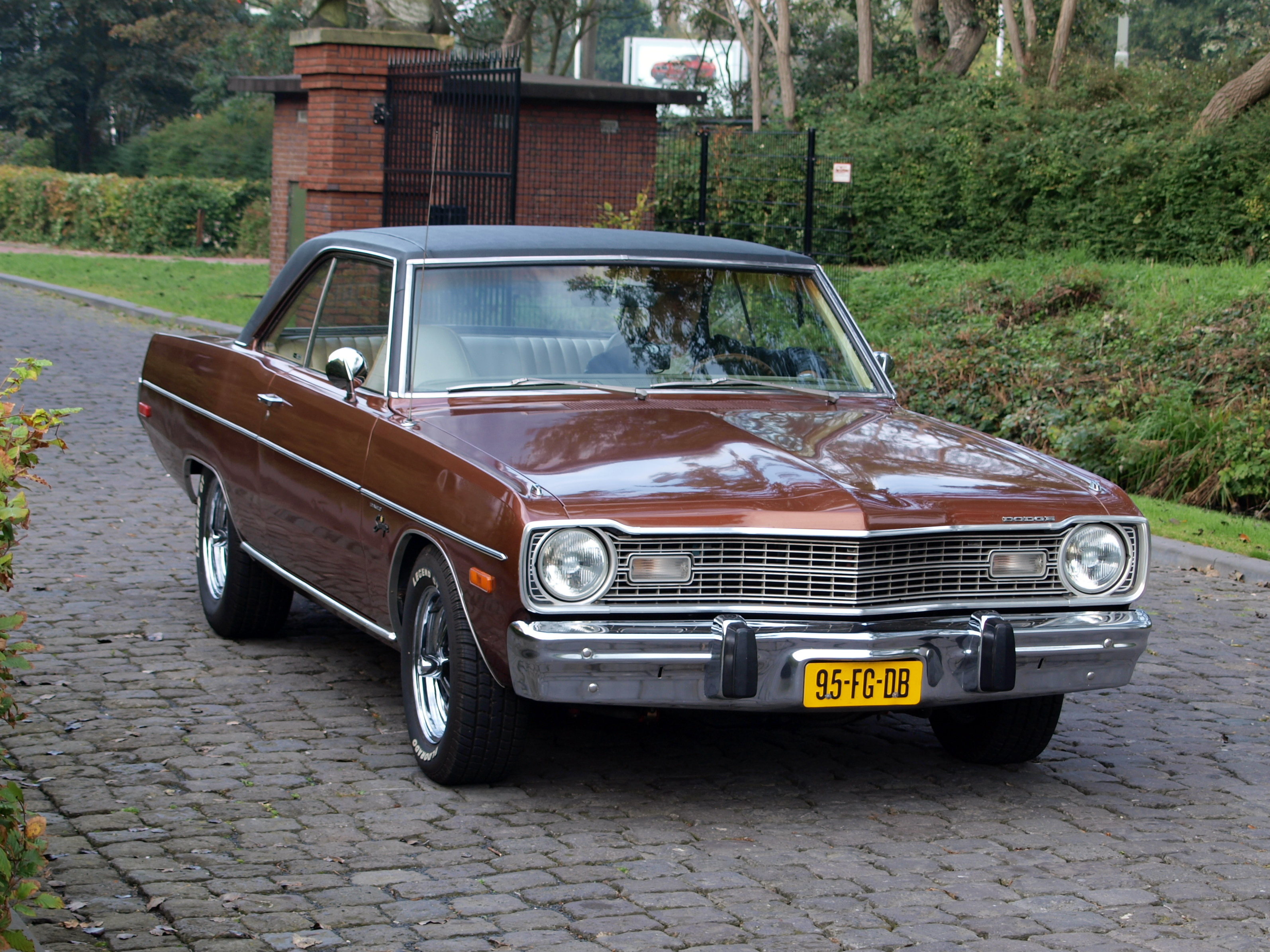 File 1973 Dodge Dart Swinger Photo 5 Jpg Wikimedia Commons