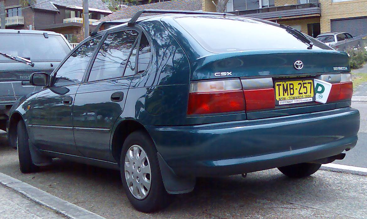1994 Toyota Corolla Base