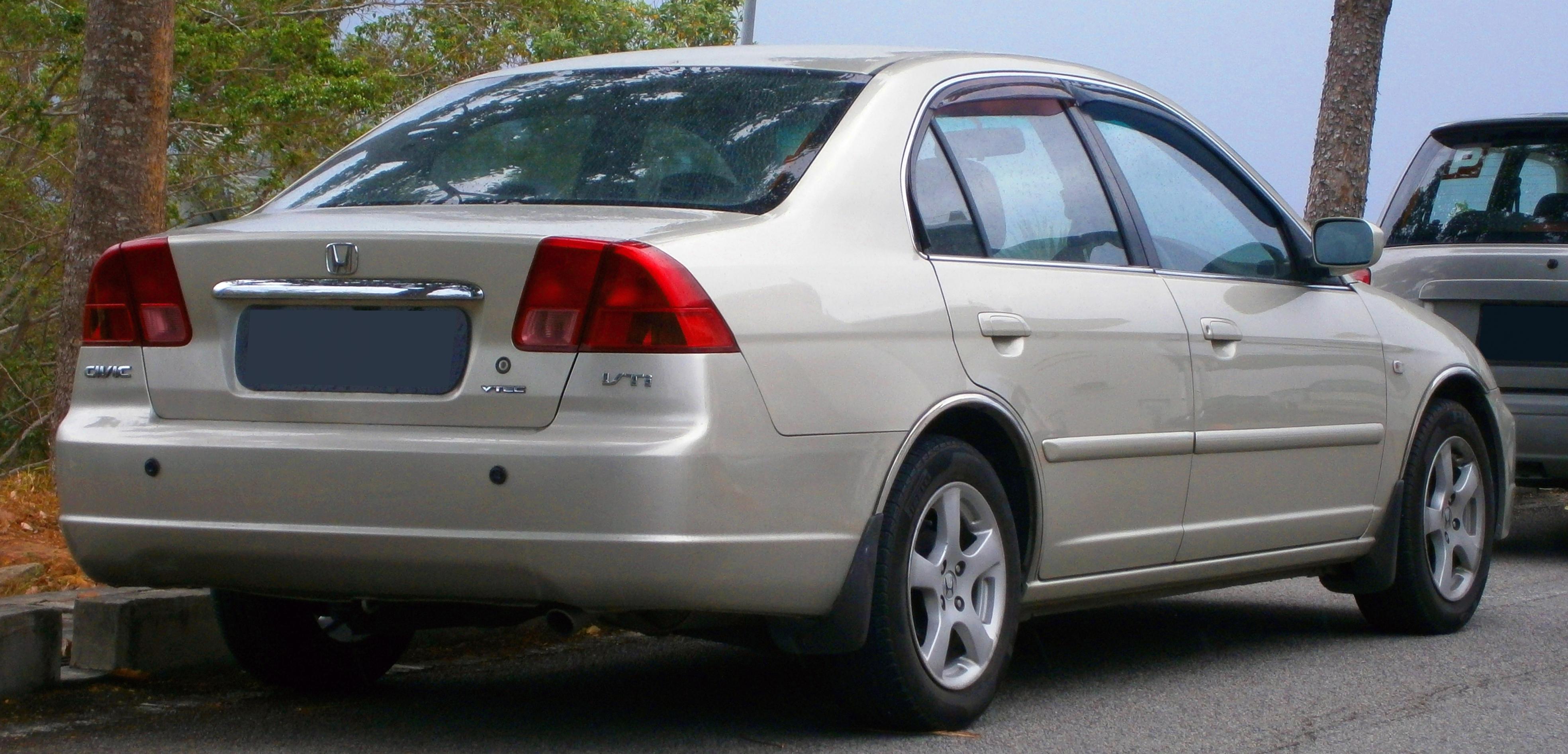 Kekurangan Honda Civic 2001 Harga