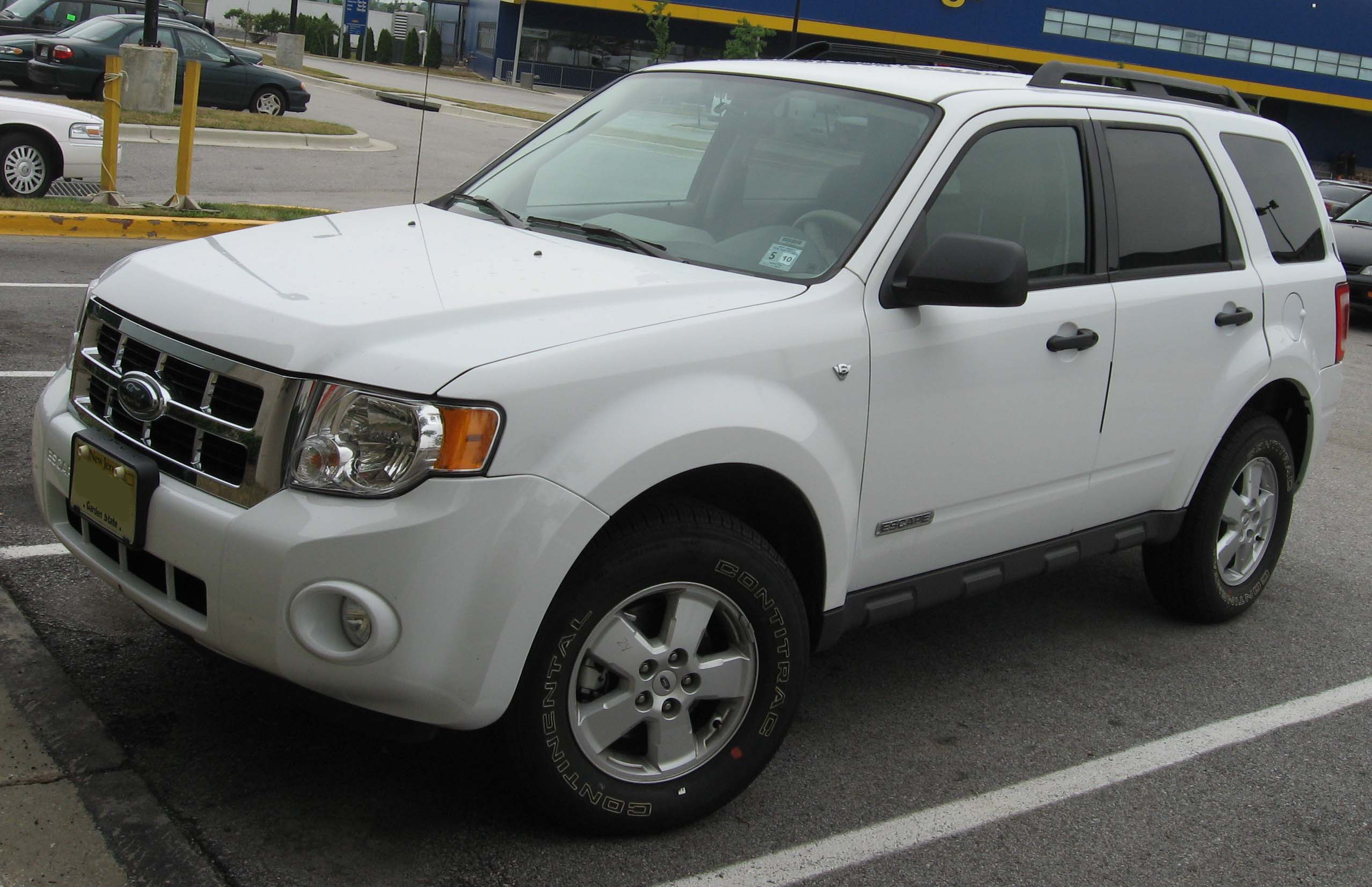 Are Ford Escapes Good Used Cars