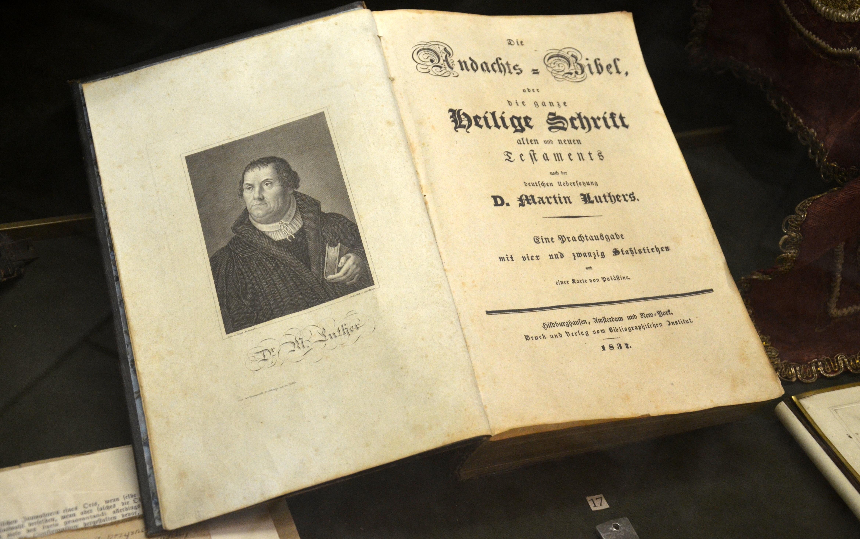 Lutherbibel Original
