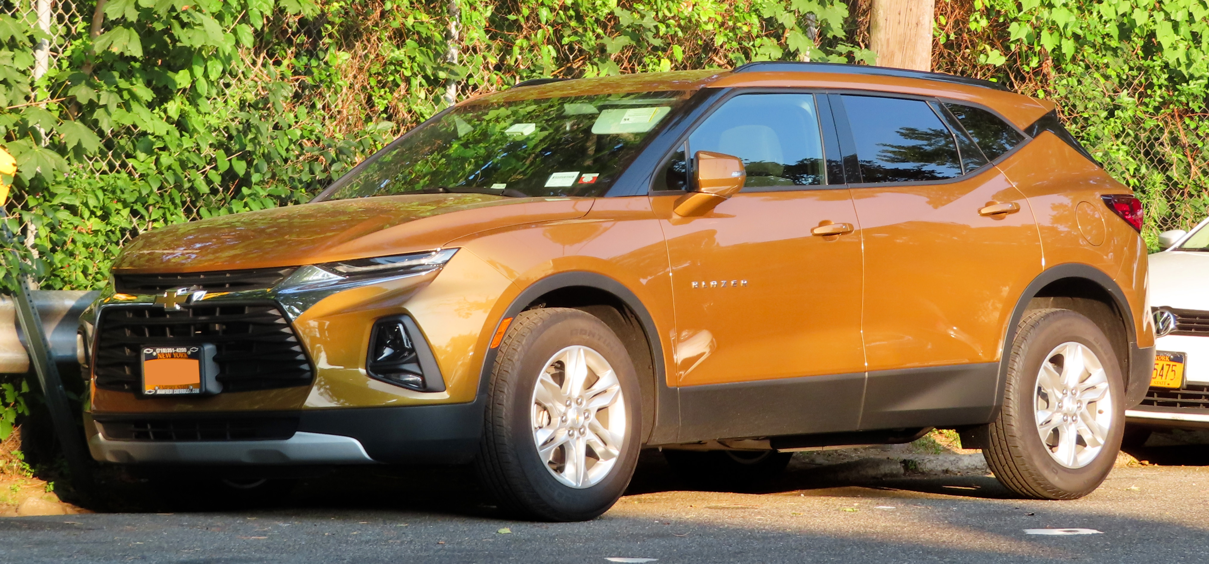 2020 Chevy Blazer: News, Design, Specs >> Chevrolet Blazer Crossover Wikipedia
