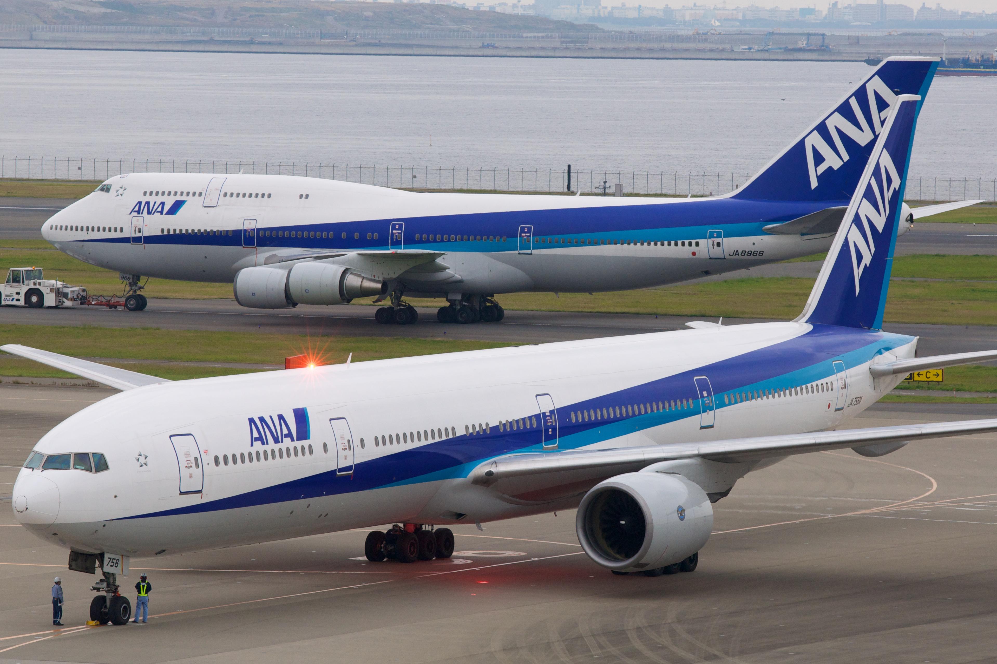 Google Tokyo File Ana Boeing 777 300 Ja756a 6333508455 Jpg