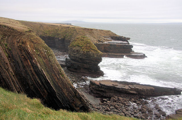 Aillnagreagh, Loop Head - geograph.org.uk - 1088809
