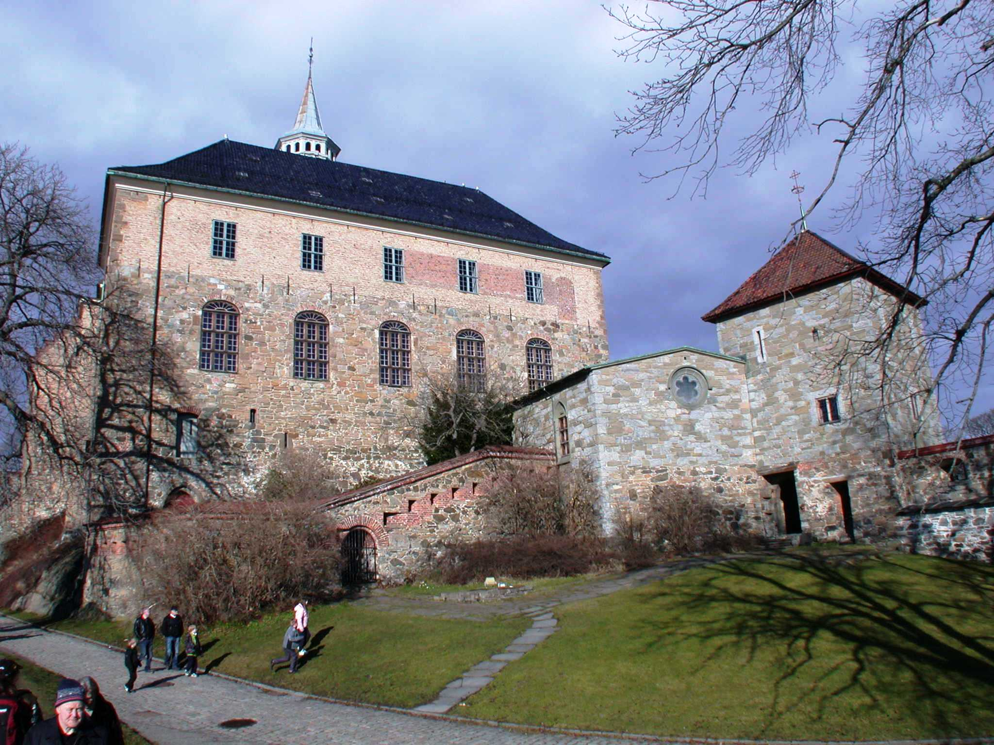 File Akershus Castle Oslo Norway 001 Jpg Wikimedia Commons