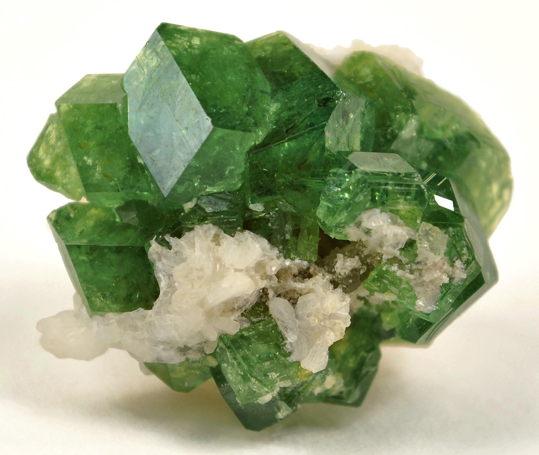 Stone Emerald Diamond Ring