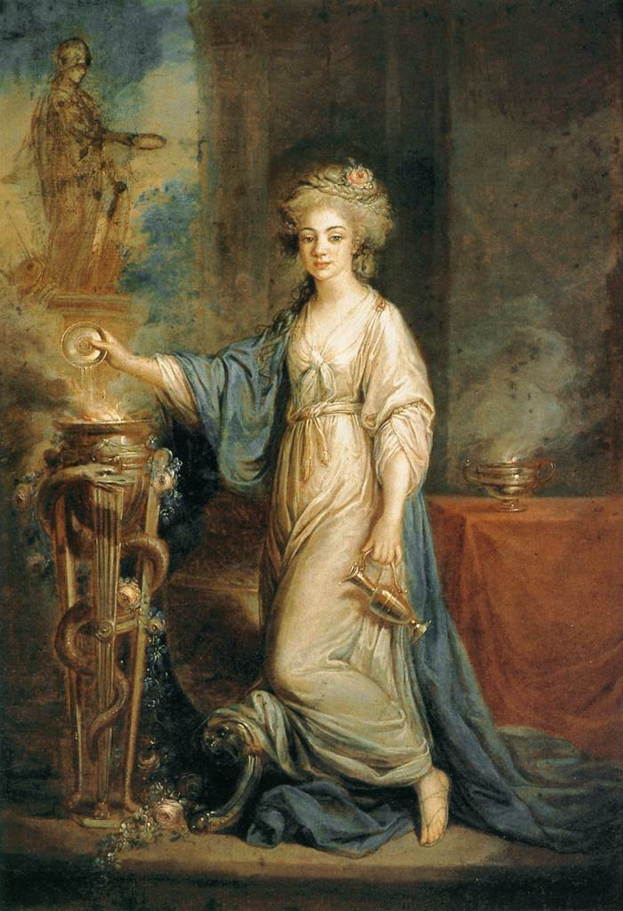 File angelica kauffmann portrait of a woman as a vestal for 60 1785