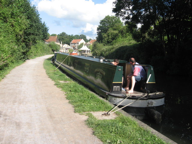 Anglo-Welsh Canal Boat - geograph.org.uk - 879679