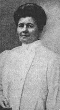Anna Hamilton, from a 1919 publication.