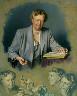 Photo of Eleanor Roosevelt