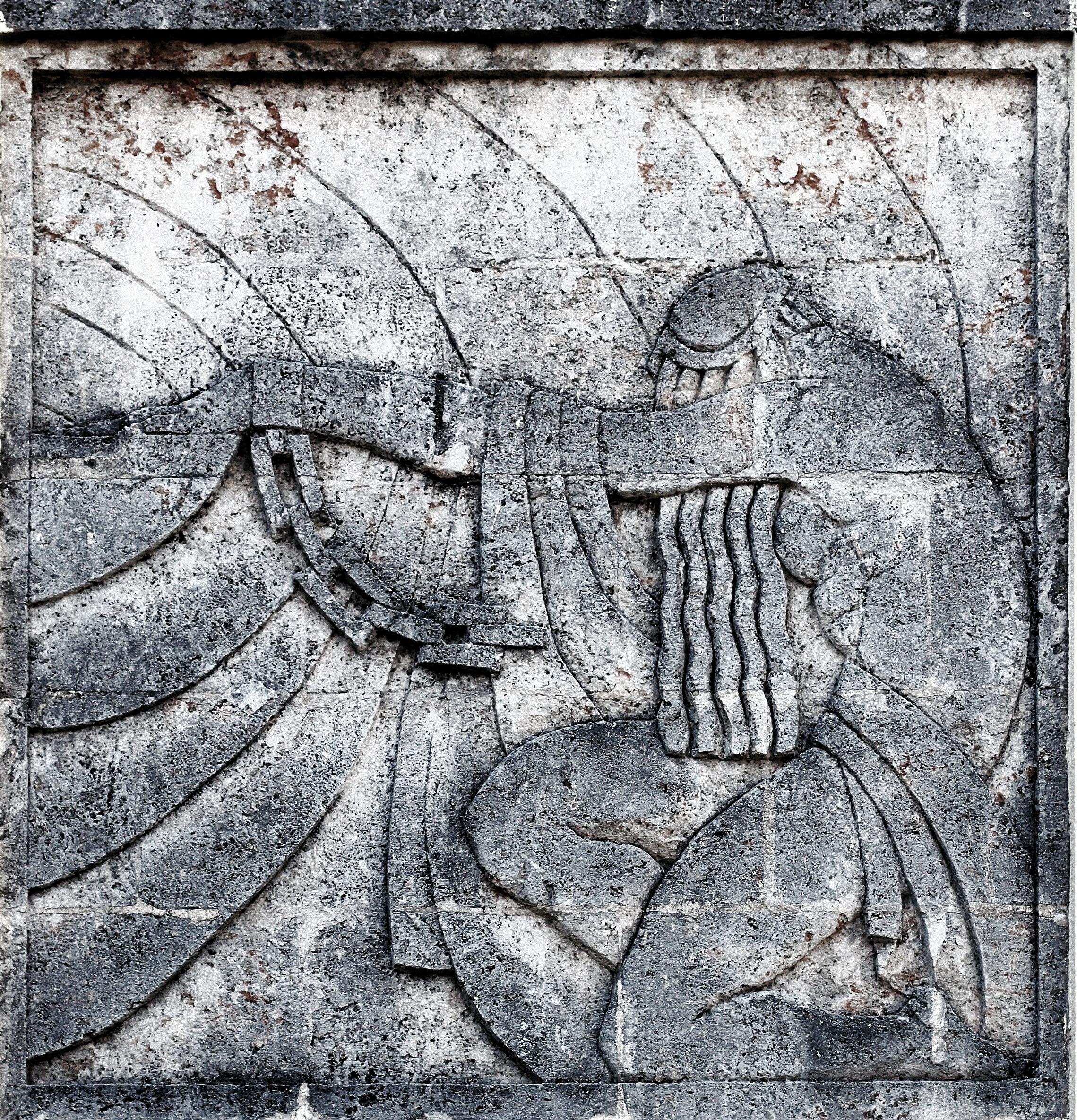 File:Art Deco Bas-relief, Havana (8614169669).jpg - Wikimedia Commons