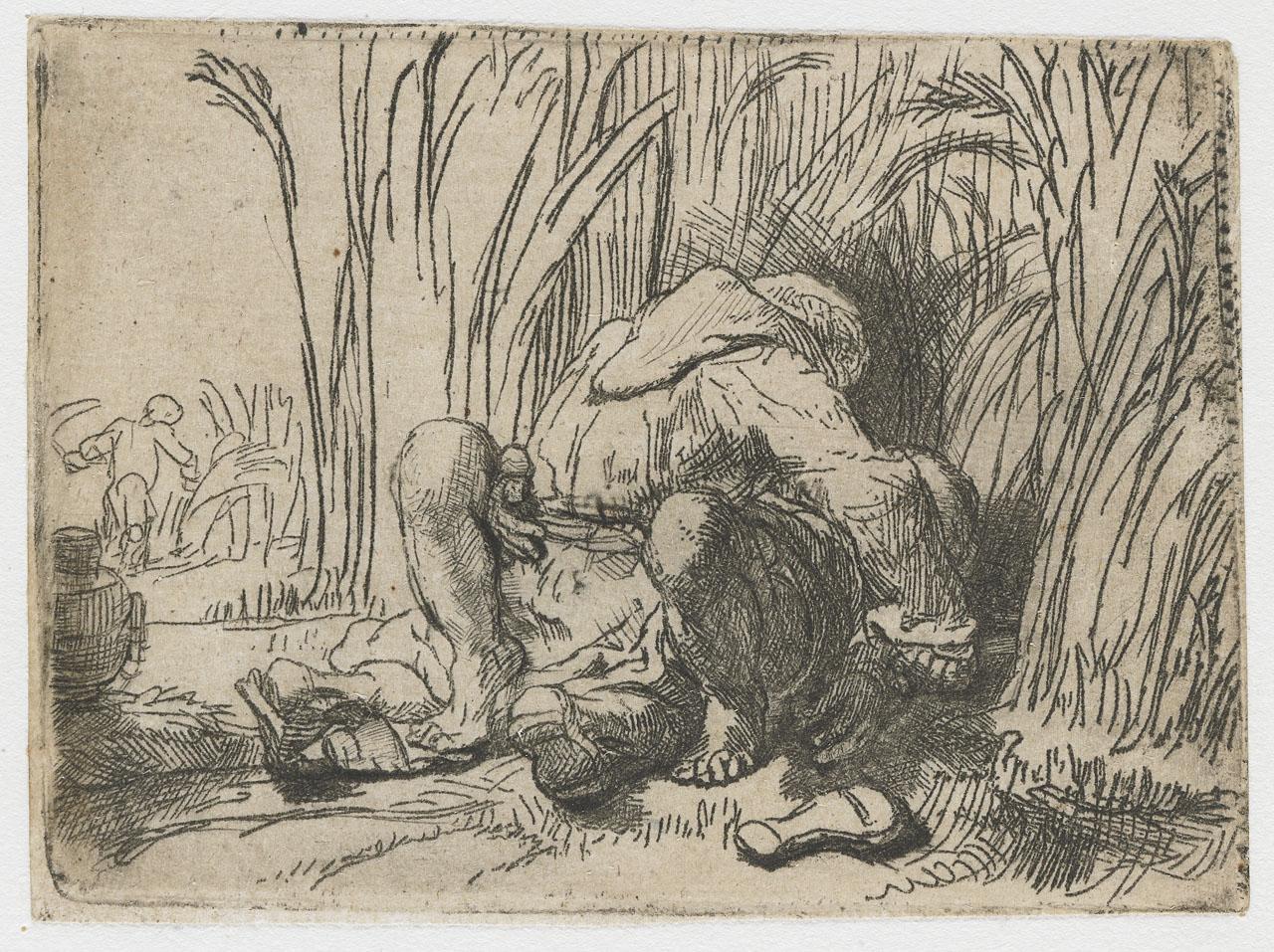 Grosser Anatomy: Rembrandt\'s Polemical Erotica