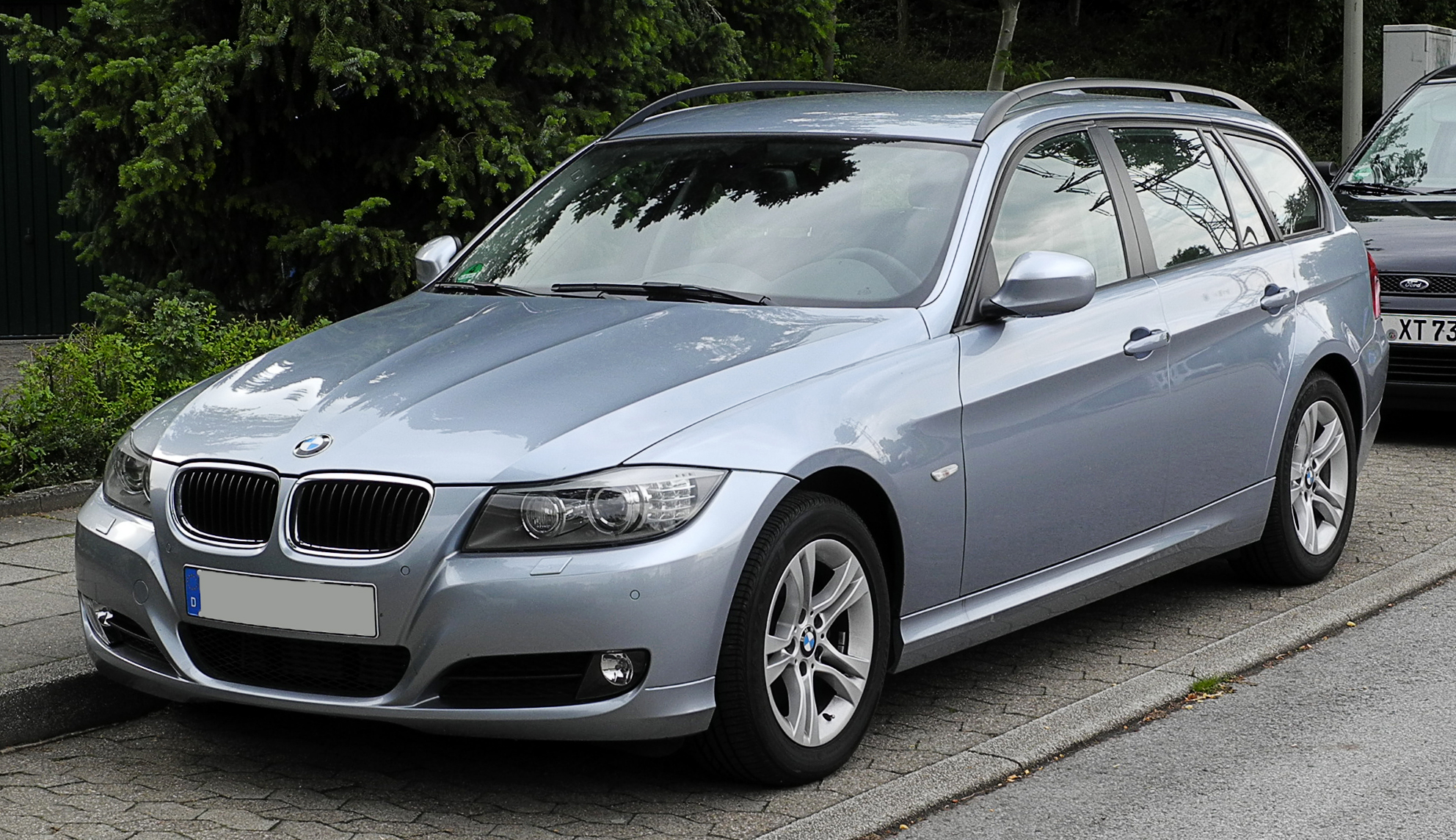 file bmw 3er touring e91 facelift frontansicht 11
