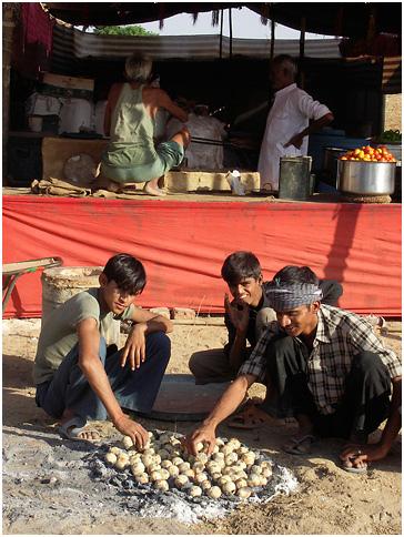 By nevil zaveri from navsari (guj), india (dal baati, pushkar) [CC BY 2.0 via Wikimedia Commons]