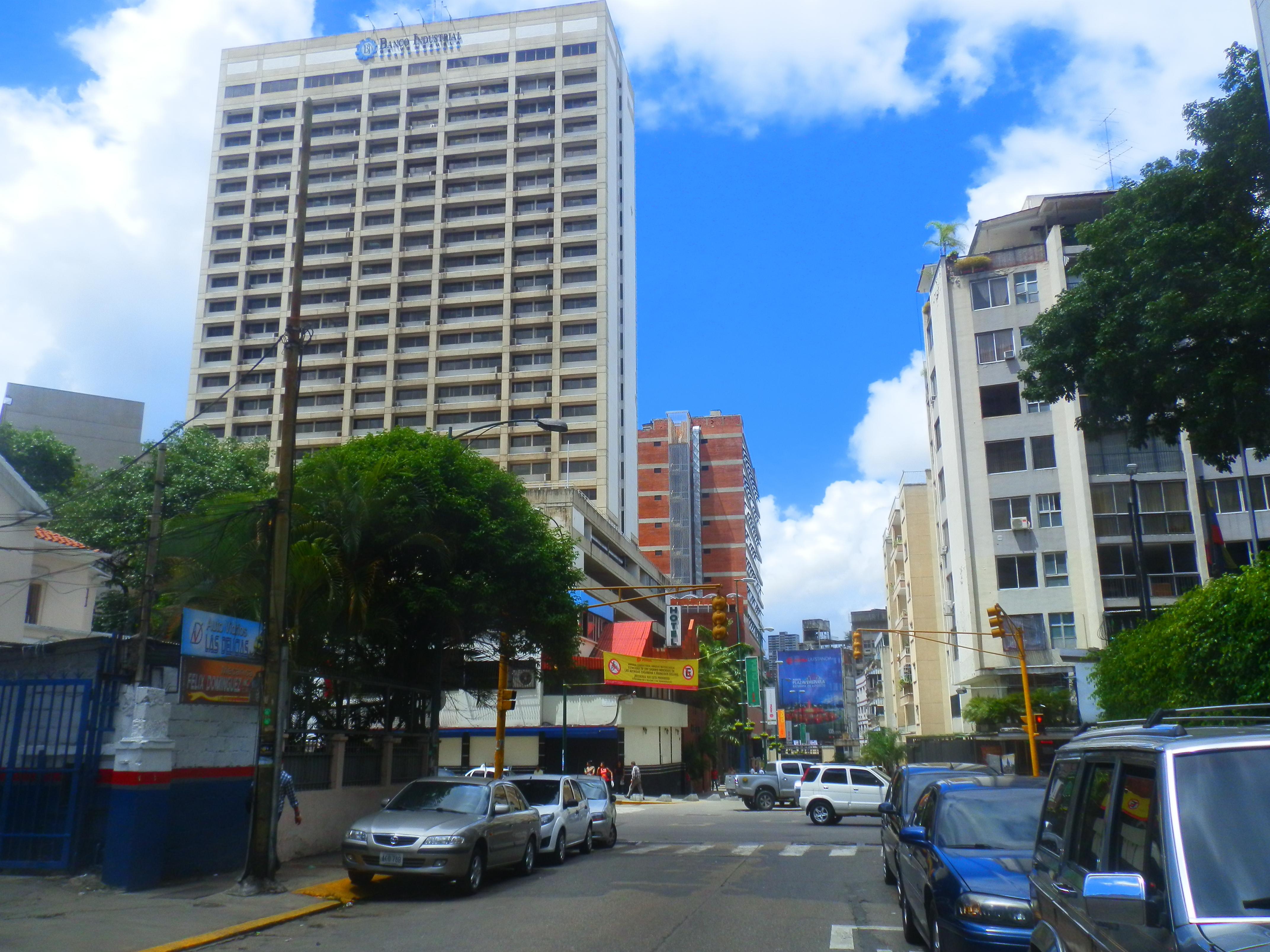Banco industrial for 0banco de venezuela