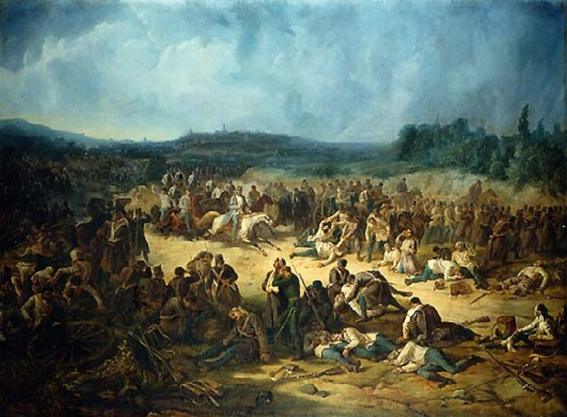 Battaglia di Solferino (Henry Dunant)