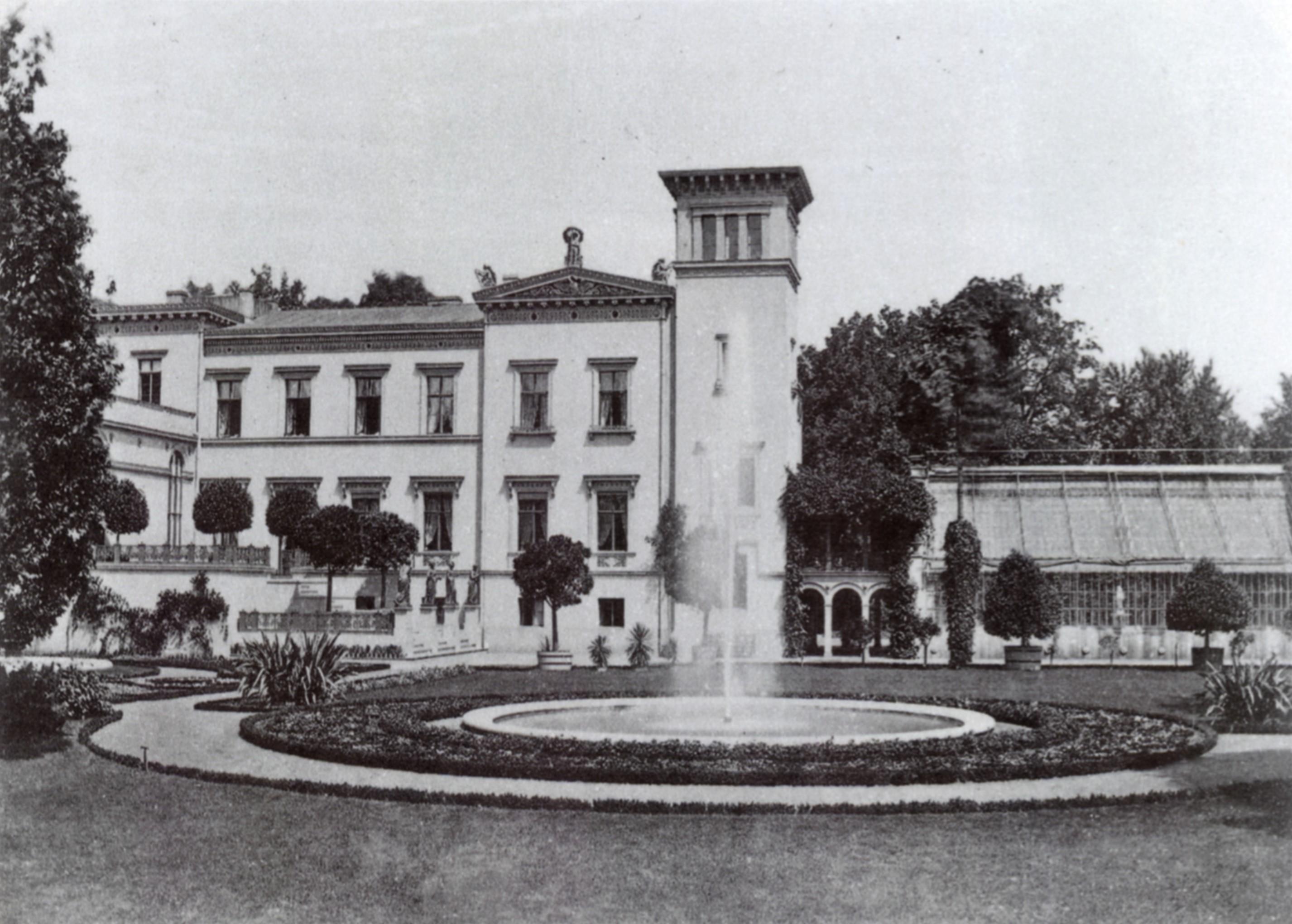 Villa Borsig Berlin Ausw Ef Bf Bdrtiges Amt