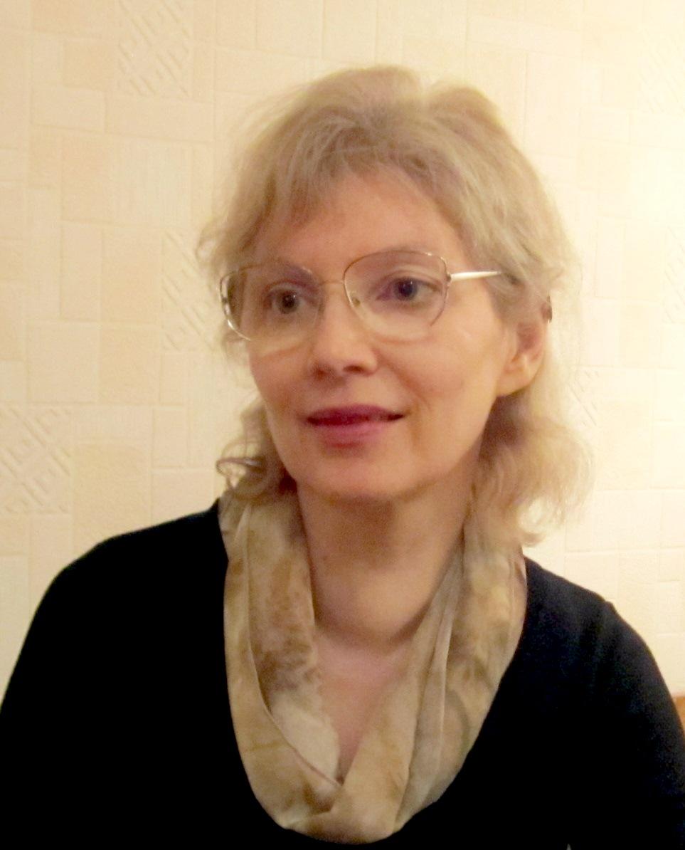 Бессонова, Ольга Эрнестовна — Википедия
