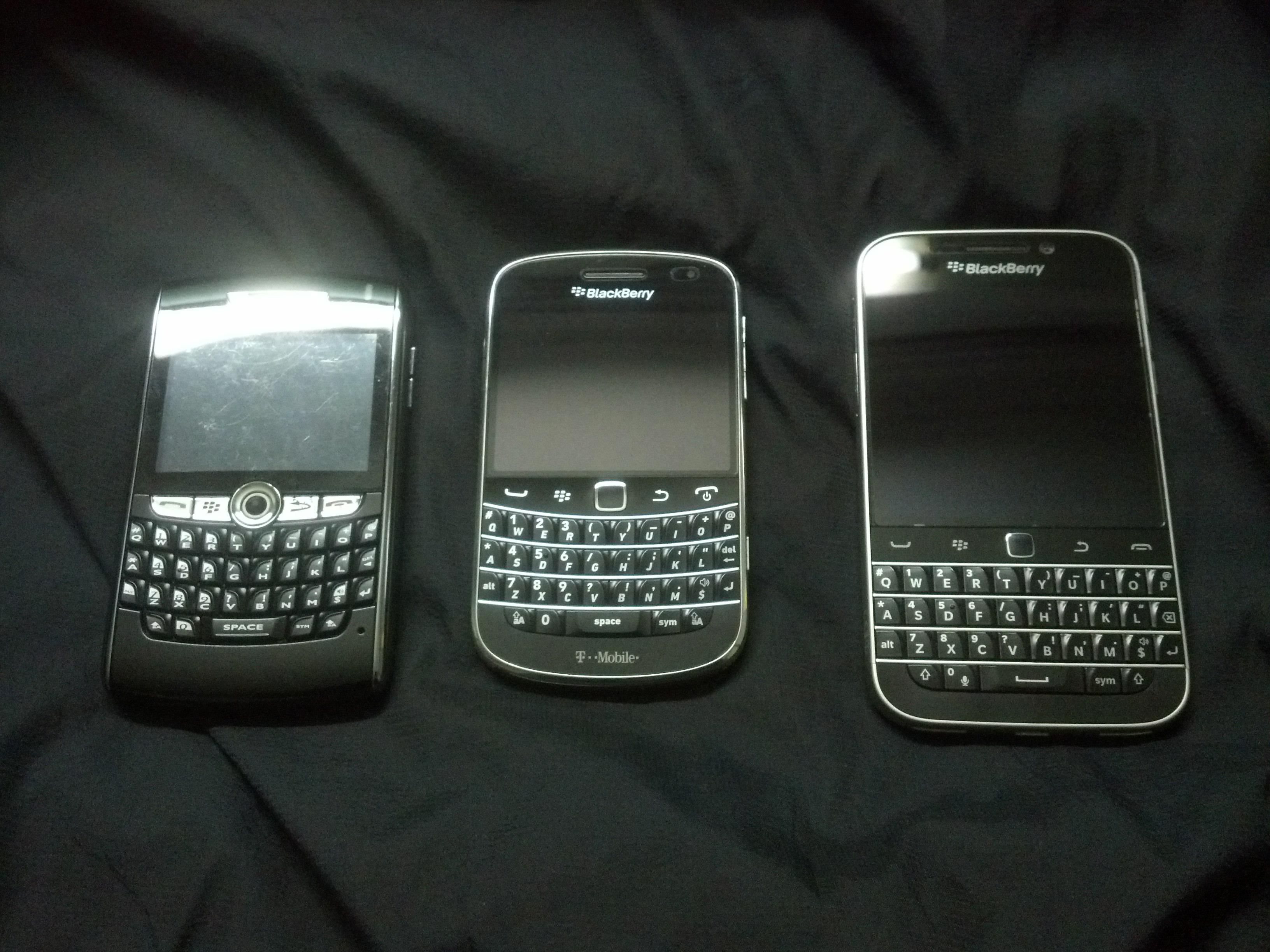 Blackberry 8830 Service Book
