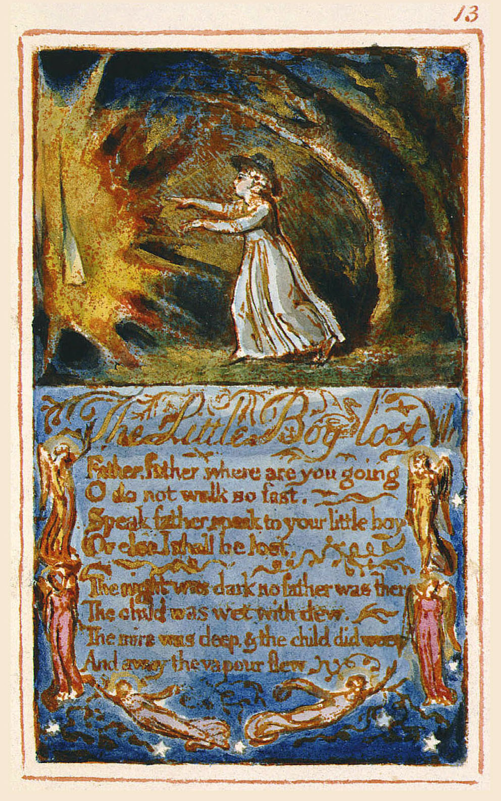 An Analysis of William Blake's Songs of Innocence and Experience