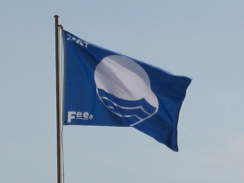 Image:Blaue Flagge 2007.jpg