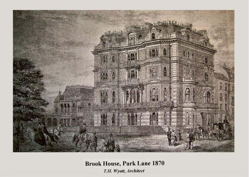 Brook House Park Lane