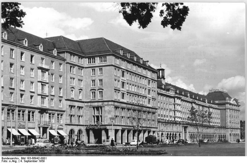 "File:Bundesarchiv Bild 183-66942-0001, Dresden, ""Alter ..."