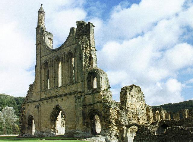 Byland Abbey - geograph.org.uk - 7279