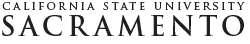 Logo of California State University, Sacramento