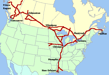 Canadian National Railway