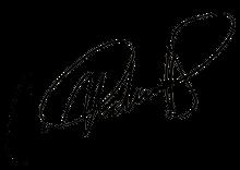 Carrie Underwood signature