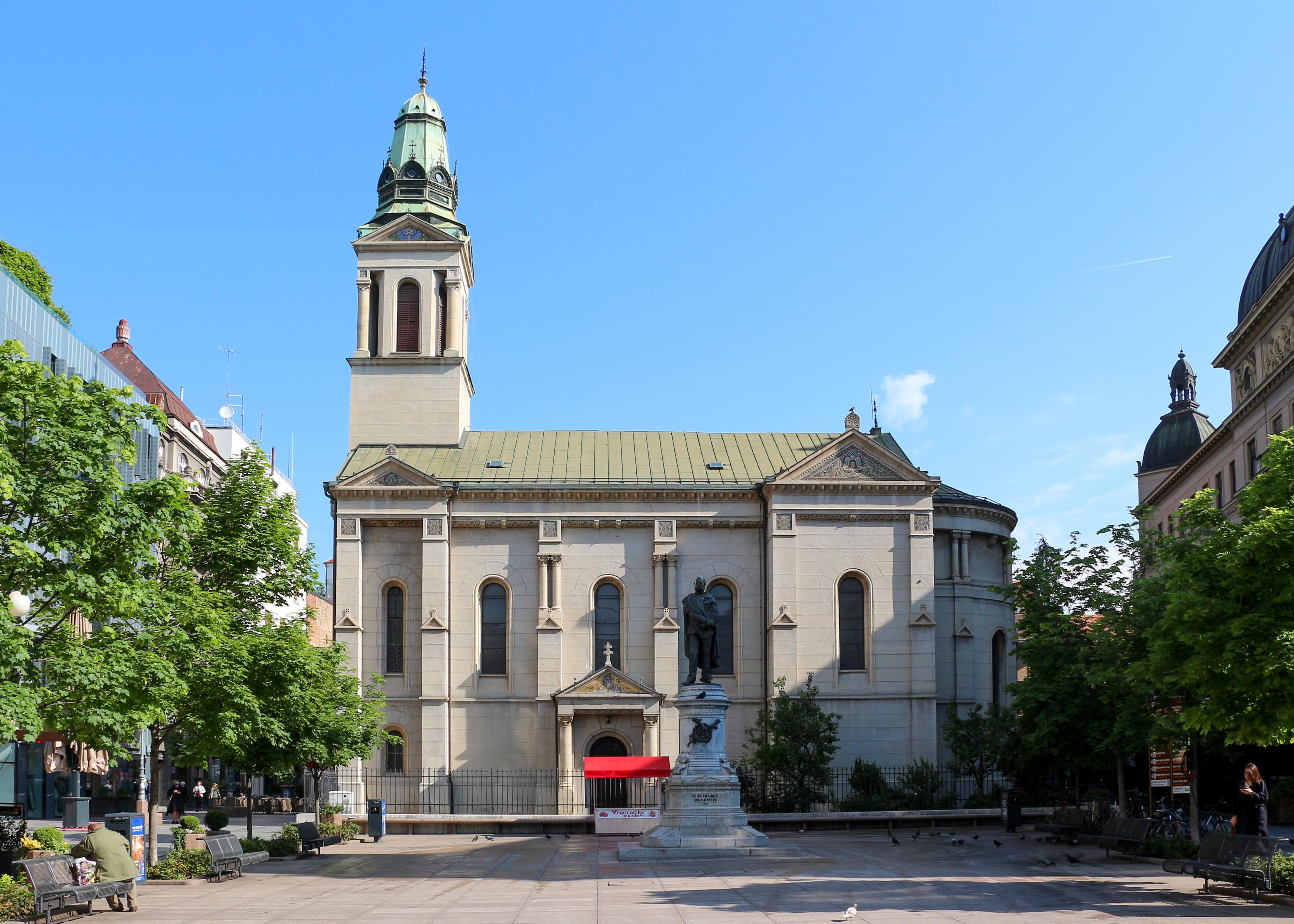 Serbian Orthodox Cathedral Zagreb Wikipedia