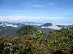Mount Chamah