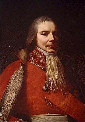 Portrait of Charles-Maurice de Talleyrand-Péri...