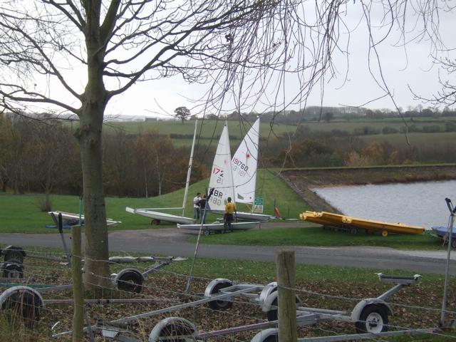 Chelmarsh Sailing Club - geograph.org.uk - 609401