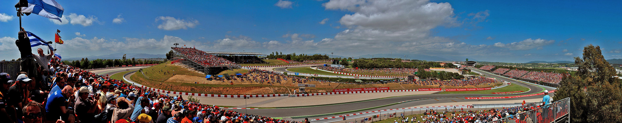 Circuito Montmelo : Circuito de barcelona cataluña mapio