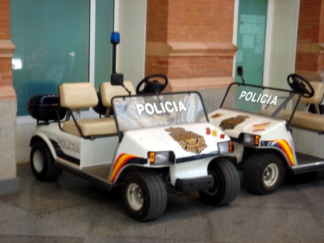 Autos de Policias