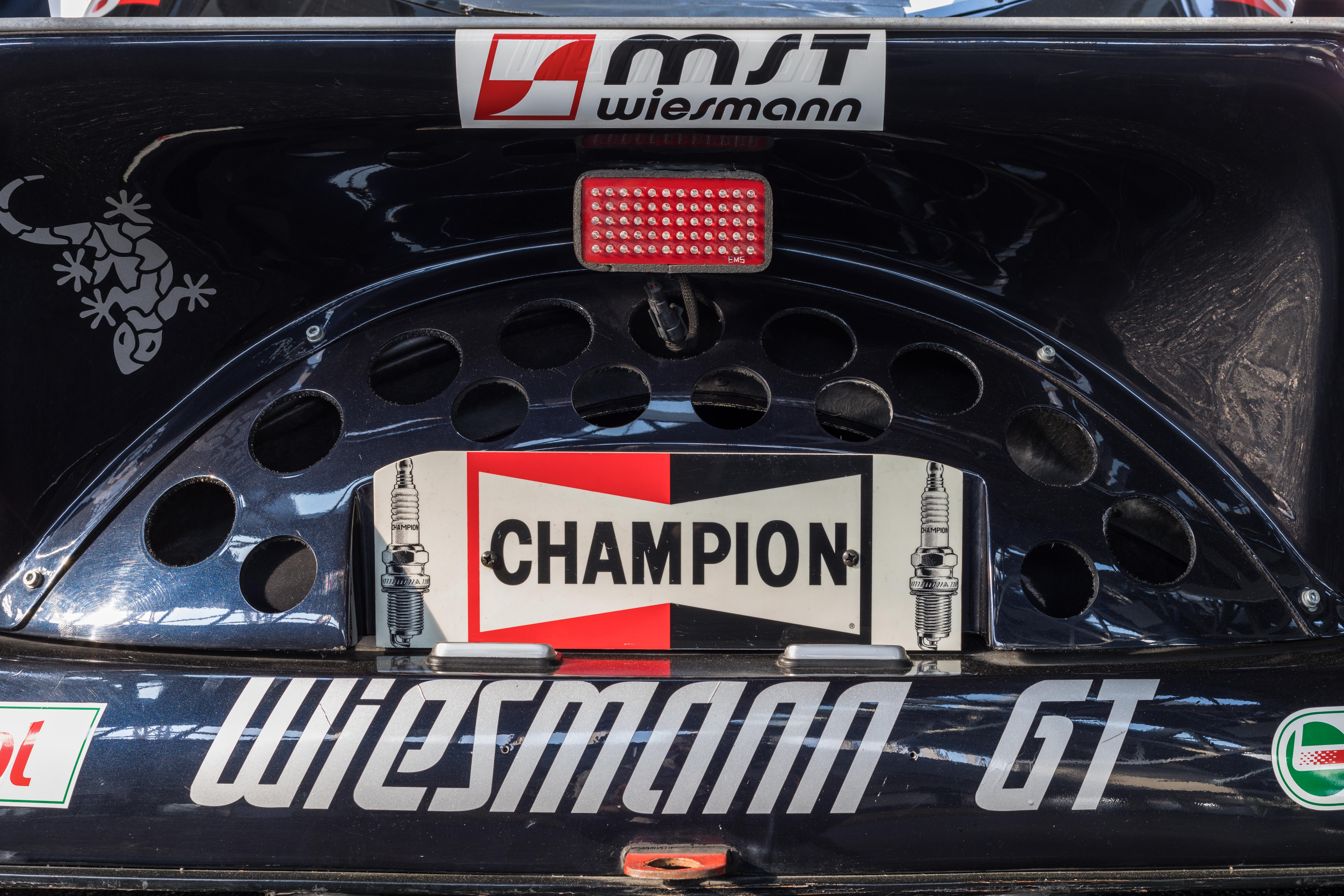 Wiesmann GT at Wiesmann Sports Cars, Dülmen, North Rhine-Westphalia, Germany (2018) German Wiesmann GT bei Wiesmann Sports Cars, Dülmen, Nordrhein-Westfalen