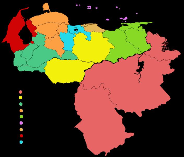 Venezuelan Spanish - Wikipedia