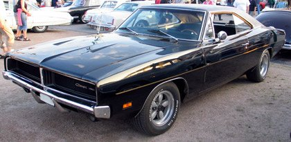 1969 Dodge Charger Values | Hagerty Valuation Tool