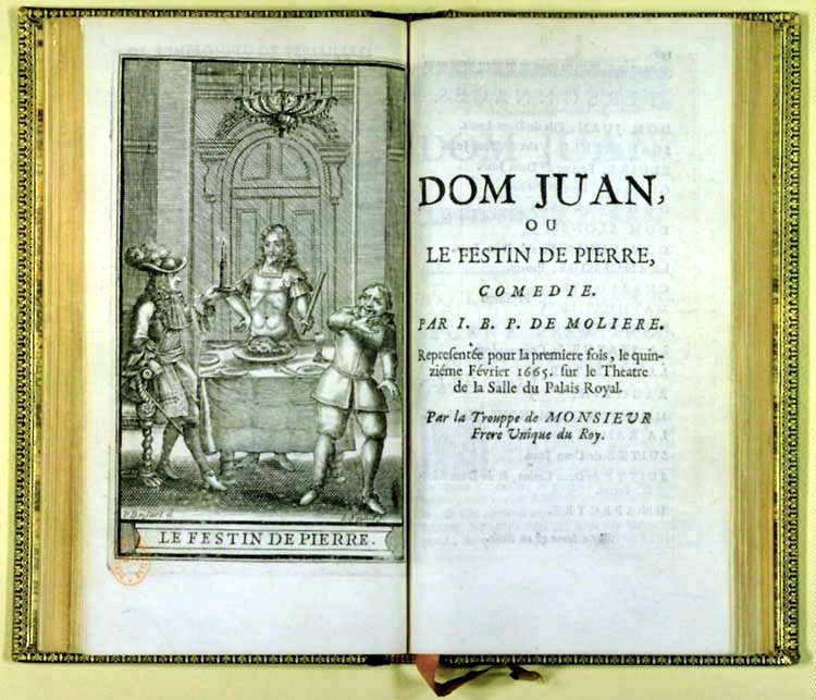 an analysis of don juan by moliere Don juan a monologue from the play by molière note: i am the witness of so much evil that i could wish him to be i don't know where.